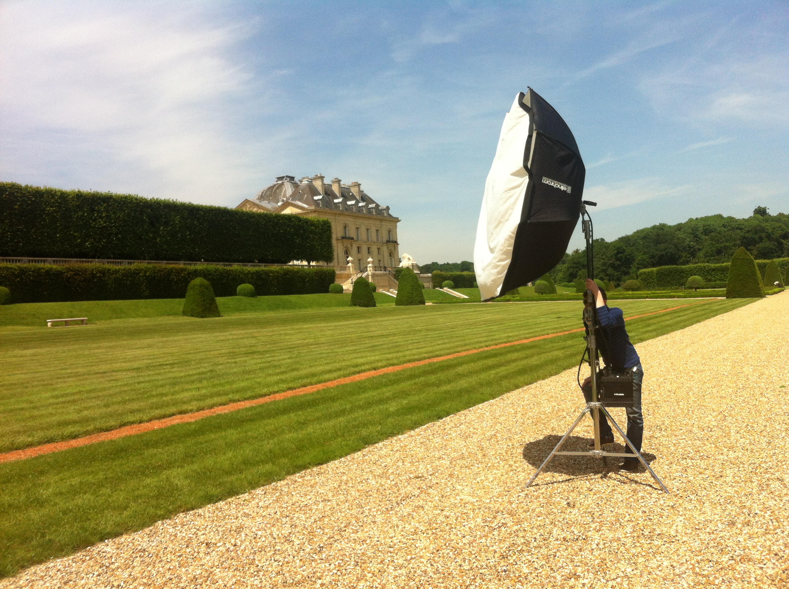 Film production service in France