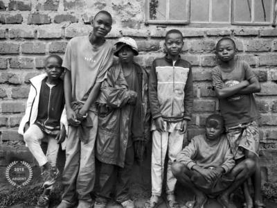 Kitale street kids