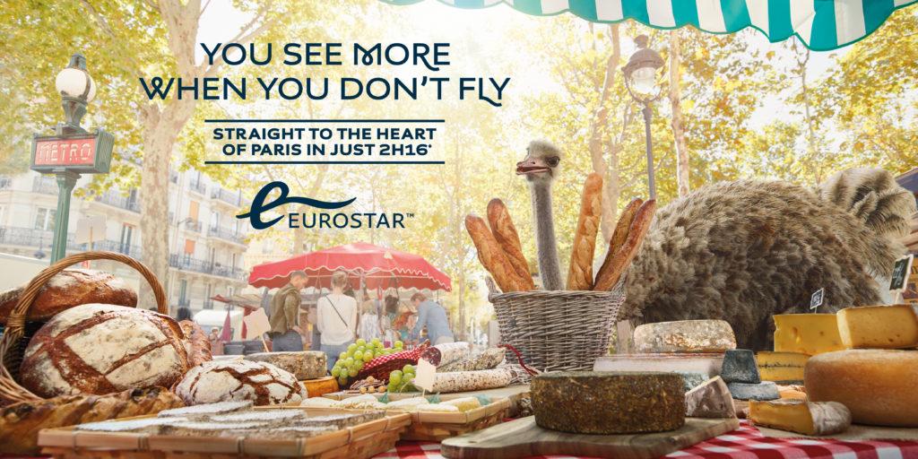Eurostar shoot 2019 market