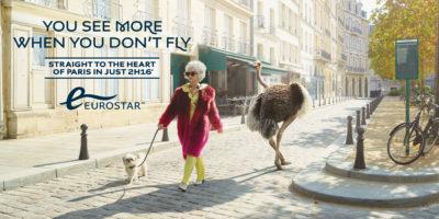 Eurostar shoot 2019